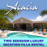 acacia villa leeward providenciales turks and caicos islands