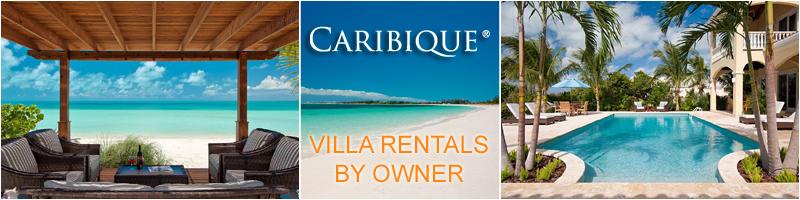 caribique villa rentals by owner turks and caicos islands
