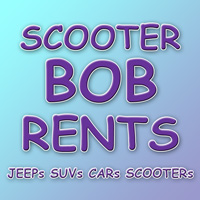 scooter bob rents jeeps cars suvs turtle cove providenciales turks caicos islands