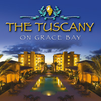 tuscany resort grace bay beach providenciales turks caicos islands