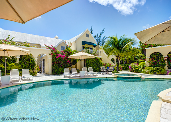 A photograph of Reef Residences, near snorkeling, Providenciales (Provo), Turks and Caicos Islands.
