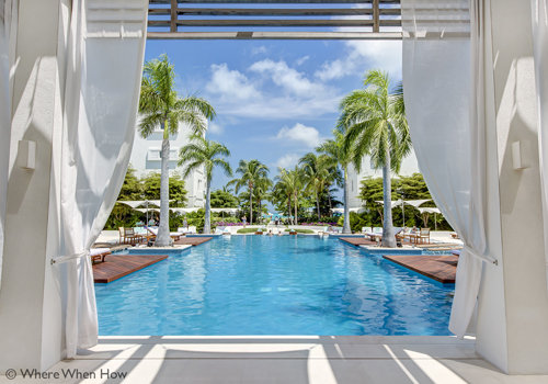 A photograph of the Gansevoort Turks + Caicos, Providenciales (Provo), Turks and Caicos Islands, British West Indies