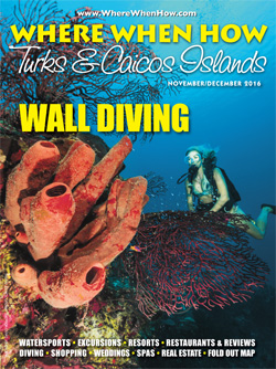 Read our November / December 2016 issue of Where When How - Turks & Caicos Islands magazine!