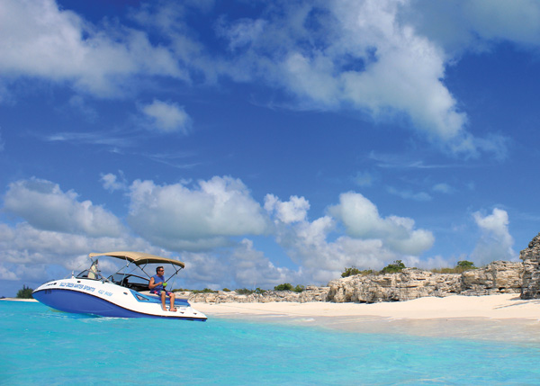 A photograph of Silly Creek Wartersports, Providenciales (Provo), Turks and Caicos Islands.