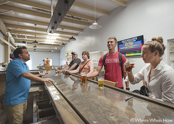 A photograph of Turks Head Brewery Tour, Providenciales (Provo), Turks and Caicos Islands.