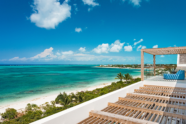 A photograph of Beach Enclave North Shore, Providenciales (Provo), Turks and Caicos Islands, British West Indies