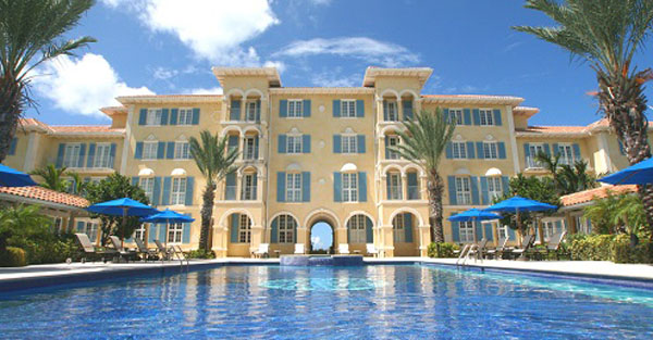 A photograph of Villa Renaissance, Grace Bay Beach, Providenciales (Provo), Turks and Caicos Islands, British West Indies