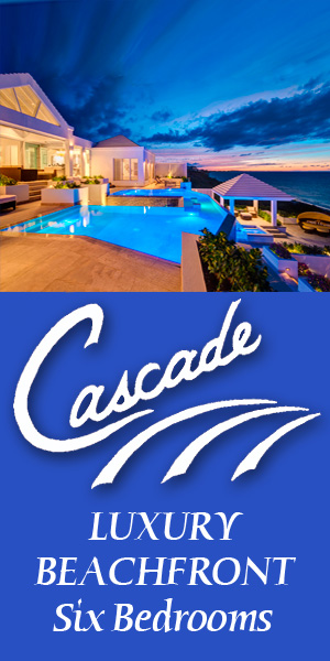 Cascade Luxury Villa Babalua Beach Providenciales Turks and Caicos Islands