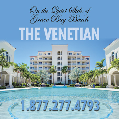 venetian resort grace bay beach providenciales turks caicos islands