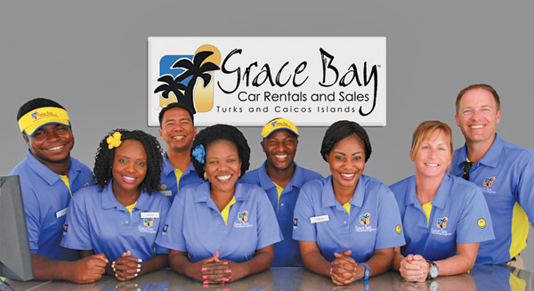 A photograph of Grace Bay Car Rental, Providenciales, Turks and Caicos Islands