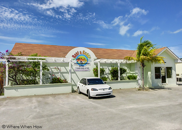 A photograph of Rent A Buggy, Providenciales, Turks and Caicos Islands